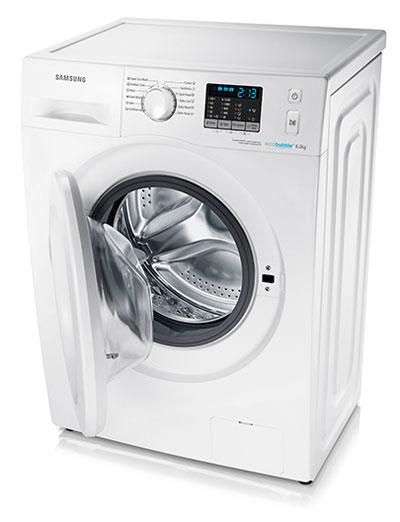 Samsung-Eco-Bubble-WF60F4E0W2W-open