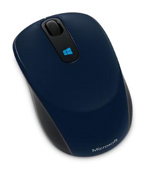 Mouse-Optic-Microsoft-Sculpt-Mobile-albastru